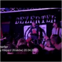 Embedded thumbnail for Dezerter: Forty Kleparz (Kraków) 20.04.2017