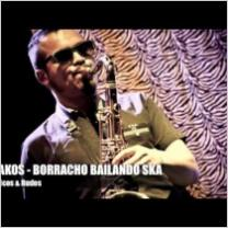 Embedded thumbnail for Drakos - Borracho Bailando SKA (AUDIO)