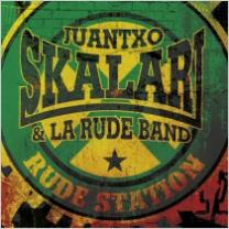 Embedded thumbnail for Juantxo Skalari & La Rude Band - Rude Station (Full album)