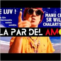 Embedded thumbnail for Manu Chao - chalart58 (feat. Sr. Wilson): A LA PAR DEL AMOR