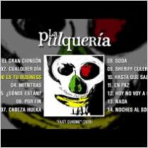 "Embedded thumbnail for LA PULQUERIA ""Fast Cuisine"" (Álbum completo)"